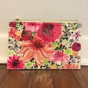 Bright Floral Kate Spade Clutch